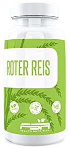 roter Reis hochdosiert 90 Kapseln, 150 mg (davon 4,5 mg Monacolin K) je...