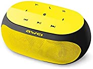 Awei Y200 Portable Bluetooth Wireless Speaker - Yellow