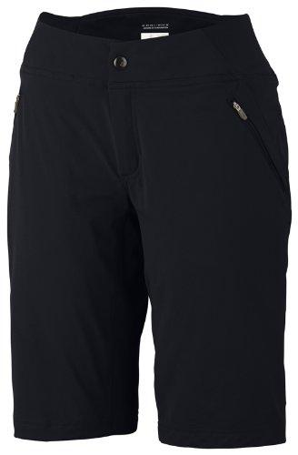 Columbia Wandershorts für Damen, Passo Alto Short, Nylon, schwarz, Größe: 14, AL4371