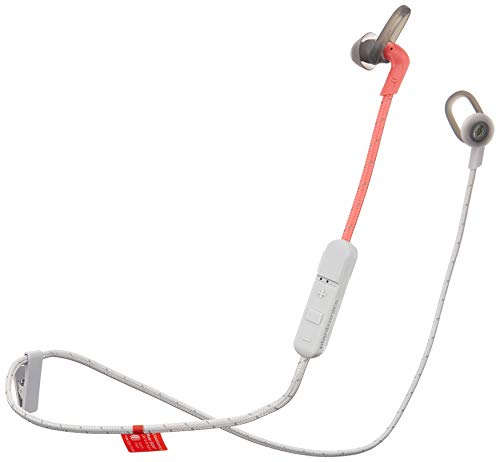 Plantronics BackBeat 305 209062-99 Headphones with Mic (Grey and Coral)