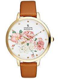 Reloj mujer Charlotte rafaelli (acero Floral 38 mm crf002