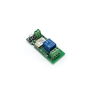 Aihasd Sonoff Inching/Self-Locking WiFi Wireless Smart Switch Relay Module DC 5V For Smart Home For Apple For Android App Control