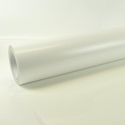1m x 0,5m Poli-Flex Premium Folie WEISS 401 Flexfolie Buegelfolie Poli-Flex