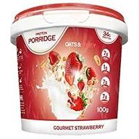 Feel Free Nutrition Protein Porridge, Toffee, 100 g, Pack of 8
