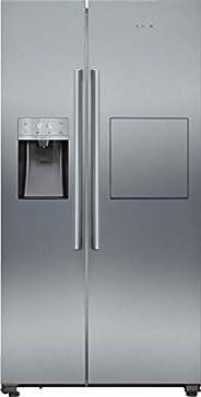 Siemens IQ 500 Side by Side Fridge & Freezer Combination, 598 Liters, Nofrost Technology, KA93GAI30M - 1 Y