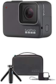 GoPro HERO7 Silver with Travel Kit