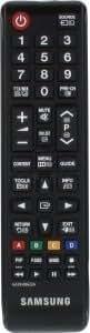 Télécommande originale pour SAMSUNG LT24B301EW-EN