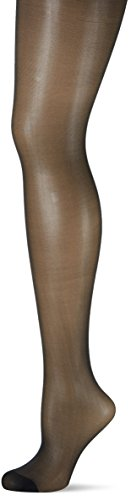 GLAMORY Damen schrittoffene Strumpfhose Ouvert 20 DEN, Schwarz (Schwarz), XXX-Large (Herstellergröße: 3XL-(56-58))