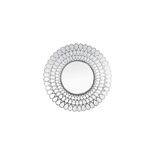Art Deco Home - Espejo Pared Circular Mosaico 76 cm