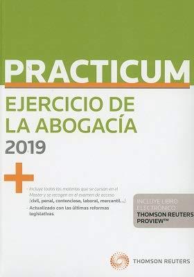 Practicum Ejercicio de la abogacía 2019 (Papel + e-book)