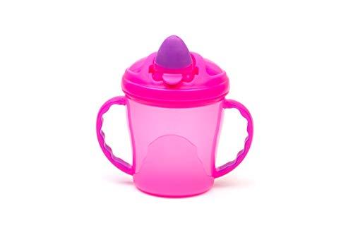Vital Baby Free Flow Cup, Pink und Violett