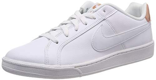 Nike Damen Women's Court Royale Shoe Gymnastikschuhe, Mehrfarbig White/Rose Gold 116, 36 EU - Womens Nike Sneakers