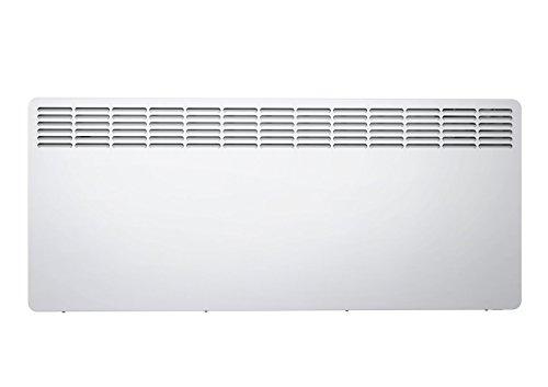 AEG casa Technik 236537parete Termoconvettore WKL 3005per circa 30m², Riscaldamento 3000W, 5-30gradi C, da appendere a parete, Display LCD, Timer settimanale, Metallo, colore: bianco