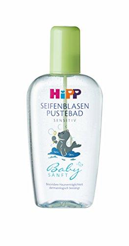 HiPP - Babysanft Seifenblasenpustebad