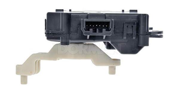 Temp Motor Passenger OE Solutions 604-881 Air Door Actuator Dorman