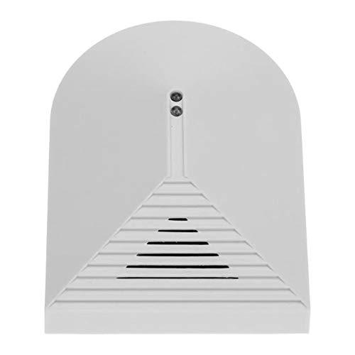 Glasbruchmelder, Sound Control Kristallscherben Glasalarmsensor Verkabelt Anti Interference Vibration Finder Fenster Sicherheitsalarmsystem für Heim, Büro, Schlafsaal