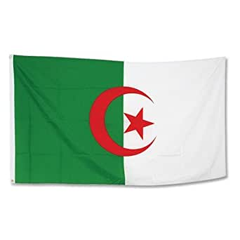 Drapeau Algerie - 90 x 150 cm