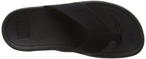 Fitflop Surfa Sandali da Donna Nero (Black)