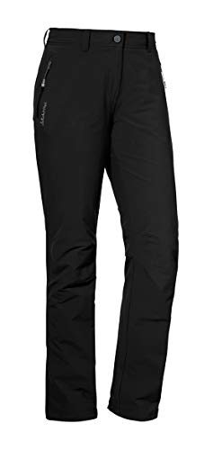 NoirFr42taille Fabricant RandonnéeStretch De Schöffel 21 Engadin Court Femme Pants Pantalon qVMUSpzG
