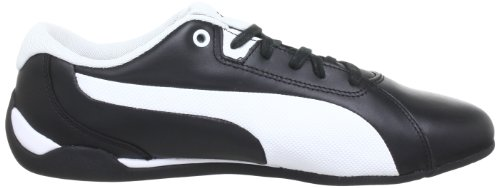 Puma Racing Cat L, Baskets mode homme Noir (Black/White)