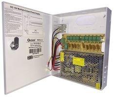 X-Vision Power Supply 9 Output 12V DC 10A TP1210A-9