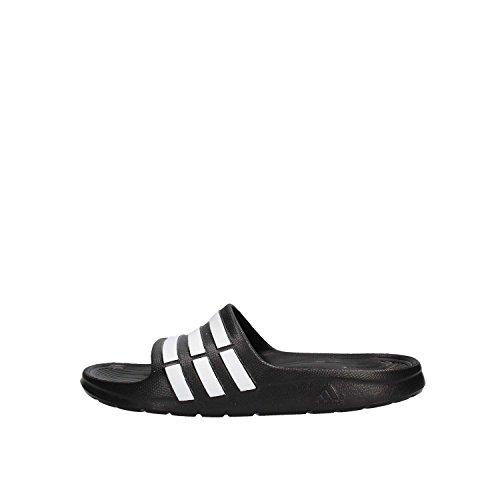adidas Duramo Slide Kid G06799 Unisex - Adulto Scarpe Sportive, Nero 35 EU