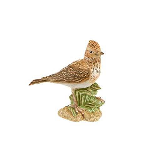 Goebel Vogel des Jahres 2019: Feldlerche, Figur, Dekoration, Sammlerfigur, Porzellan, H 9.5 cm, 38473191 -