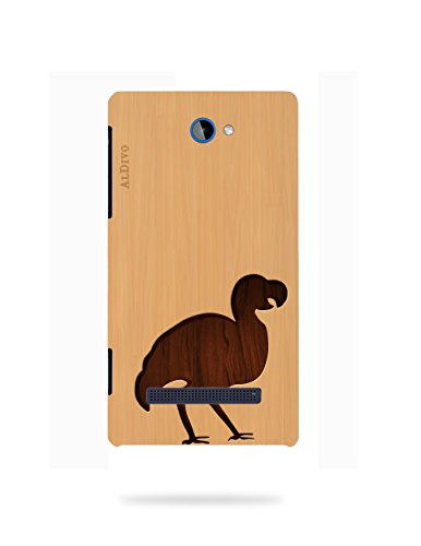 alDivo Premium Quality Printed Mobile Back Cover For HTC 8S / HTC 8S Printed Cover (Hard Plastic)  available at amazon for Rs.289