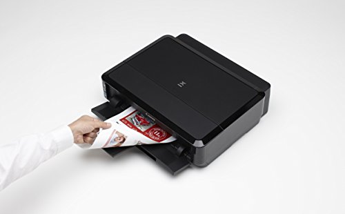 Canon Pixma IP7250 Inkjet Colour Printer With Auto Double Side Printing + Direct Disc Print, 9600DPI 1PL Print Technology capable of Producing HD Quality Photo's