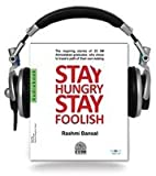 Stay Hungry Stay Foolish Unabridged Edition price comparison at Flipkart, Amazon, Crossword, Uread, Bookadda, Landmark, Homeshop18