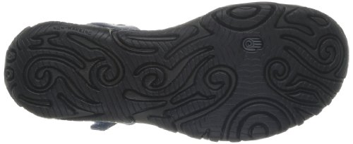 Teva W Kayenta Dream Wave, Damen Sandalen Blau (Slate)