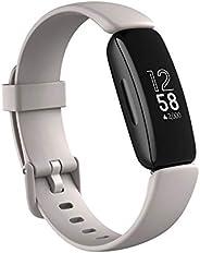 Fitbit Inspire 2, bracelet d'activité pour la santé et le bien-être avec un 1 an d'essai gratuit à Fitbit Prem