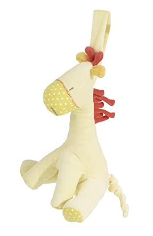Lollipop Lane Tiddly Wink Safari Giraffe Hug Musical Toy by Lollipop Lane