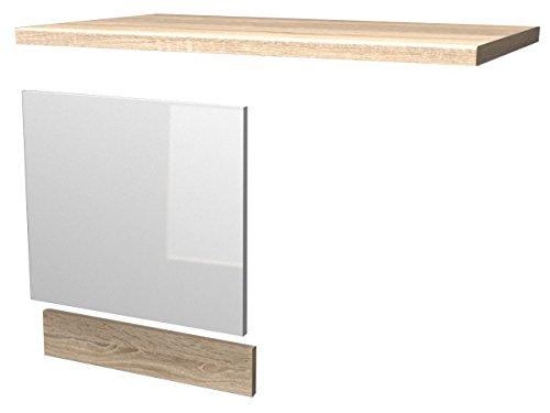 Flex Well 00007832 Geschirrspüler-Paket Zubehör teilintegrierten Valero, 110 x 86 x 60 cm