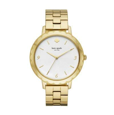 Kate Spade New York Morningside Montre à Quartz Or