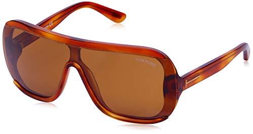 Tom Ford Herren FT0559 53E 00 Sonnenbrille, Braun, 150
