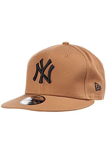 New Era League Essential 9Fifty Snapback Cap NY Yankees Beige, Size:S/M