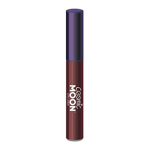 Cosmic Moon - Metallic-Eyeliner - 10ml - Für faszinierende Metallic-Augenstile - Rot