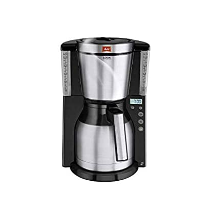 Melitta-Look-Therm-Timer-Filterkaffeemaschine-mit-Thermkanne-und-Timer-Funktion-AromaSelector
