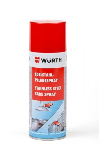 edelstahlreiniger kueche Würth Edelstahl Pflegespray 400ml Edelstahlreiniger Pflege Spray