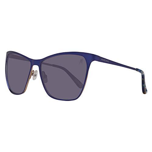 Guess Damen GM713BL-3558 Sonnenbrille, Violett (Purple), 58