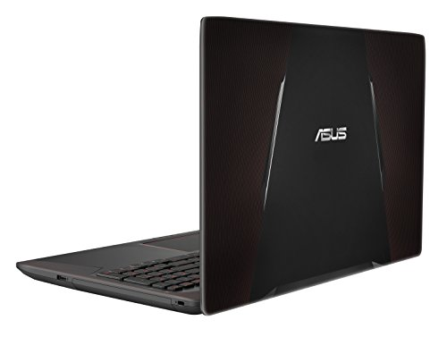 Asus FX553VD-DM483 15.6-Inch Full HD Laptop (Core i7-7700HQ/8 GB RAM/1...