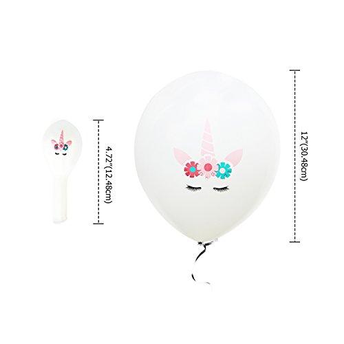 AMZTM BK-Unicorn Balloon-001-UK