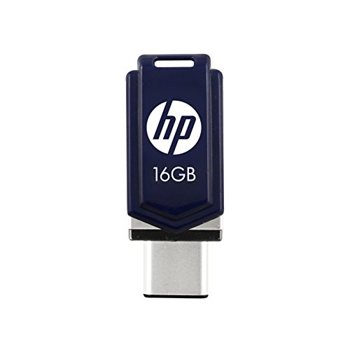 722ec4dc9 Buy HP X2000M USB 3.1 16GB Pen Drive (Blue) Online at Lowest Price ...