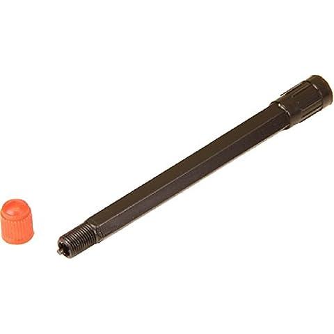 Phil Trade - Adattatore universale per gonfiaggio pneumatici auto, 115 mm