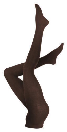 fashionable-and-warm-womens-ladies-soft-cotton-tights-by-vincent-creation-brown-medium