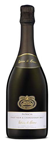 Brown Brothers Patricia Pinot Noir & Chardonnay Brut Sparkling Wine 2008 75cl