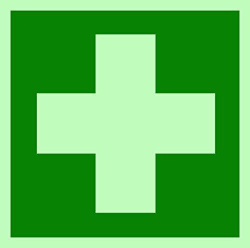 Schild gem. BGV A8 - Erste Hilfe / Verbandskasten