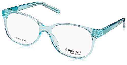 Polaroid Mädchen Brillengestell, PLDD809, Türkis, PLDD809