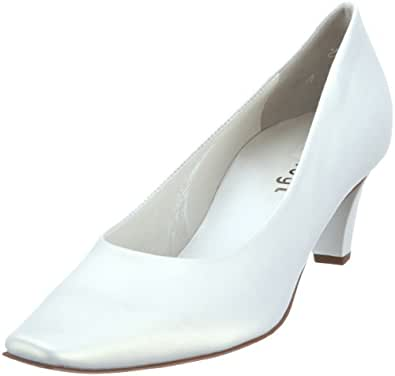 Högl shoe fashion GmbH 3-115006-03000, Damen Pumps, Weiss (perlweiß 0300), EU 42 (UK 8)